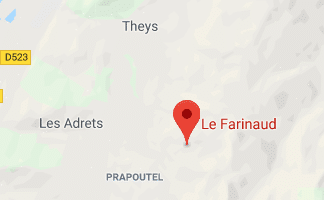 Maps le farinaud